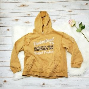 Timberland Boy's Distressed Hoodie